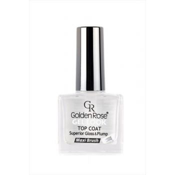 Shine Nail Polish - Gel Look Top Coat 10,5 ml 8691190068943