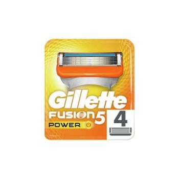 Fusion Power Replacement Razor Blades 4pcs 7702018877591