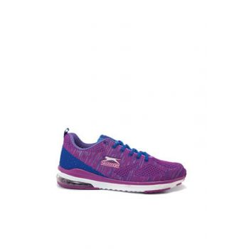 Women's Purple Running / Hiking Shoes - Bocca - SA18RK021