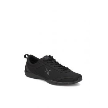 Black Men's Walking Shoes VELEZ
