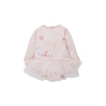 Pink Baby Girl's Snaps QD872