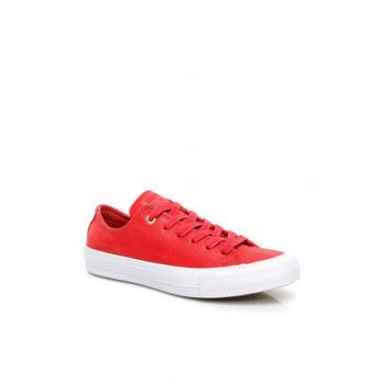 Women's Chuck Taylor All Star Ii Red Sneaker 555957C-S