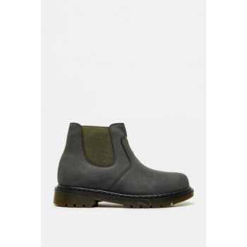 Gray Boys Bootless Boots 9KBB20908AA