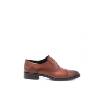 Taba Leather Men Shoes54139A29