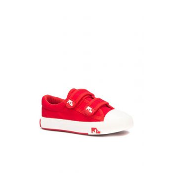 Red Children Outdoor Shoes 1LUMK2017001 MALISE