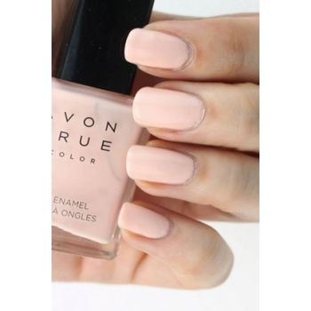 Nail Polish - True Color Nail Polish - Pastel Pink 10 ml 8681298942740