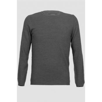 Men's Gray Sweater - 112090017100150