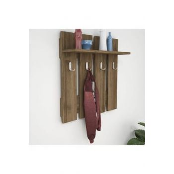 Carina Walnut Coat Rack PUAS1066