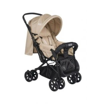 NOVA DOUBLE DIRECTION LÜX BABY CAR PUSET TM-612