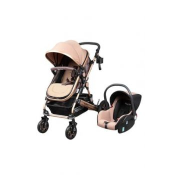 Baby Voyage Air Luxury 5 In1 Travel System Baby Carriage 820210