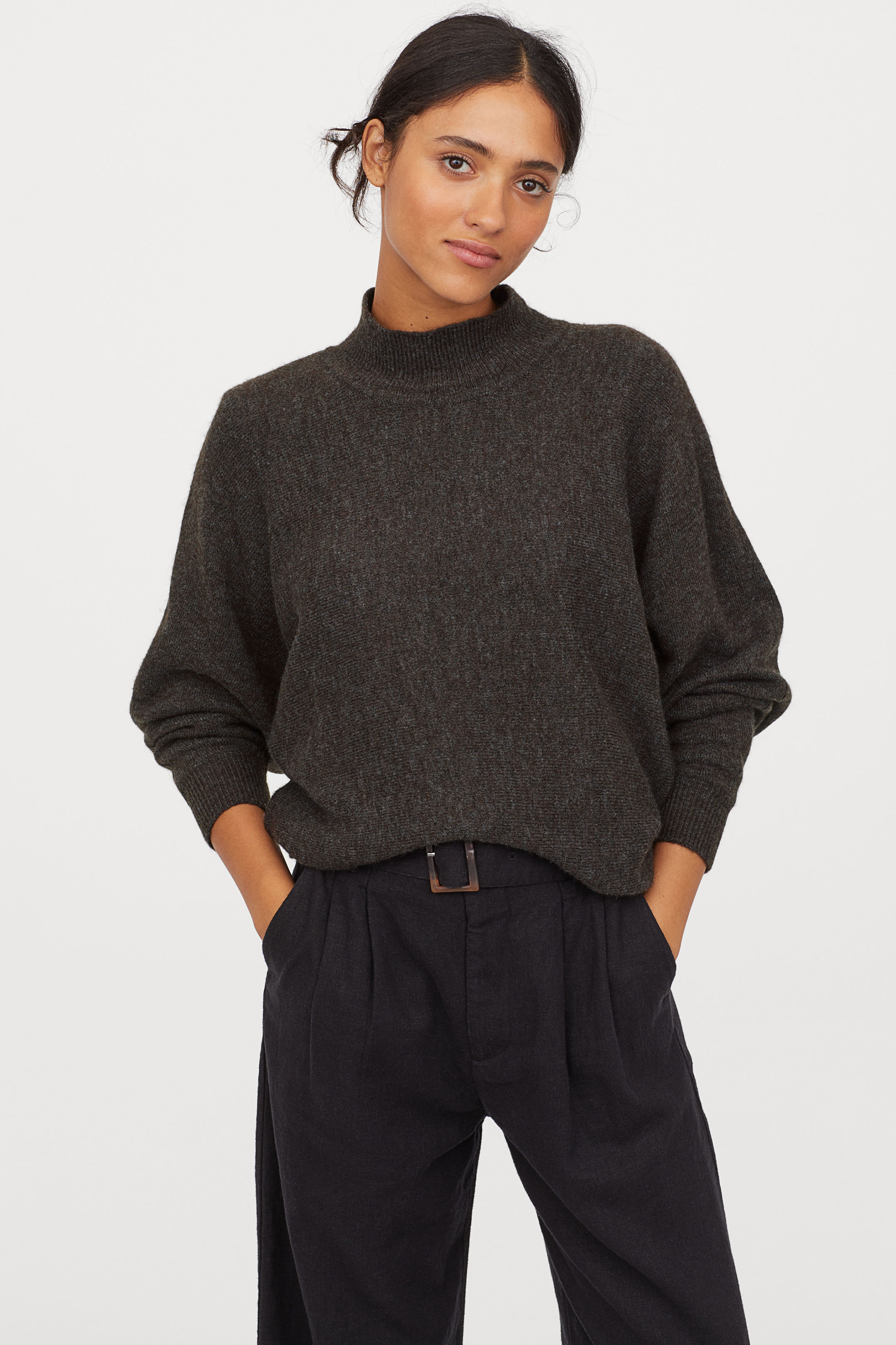 Thin Knitwear Sweater