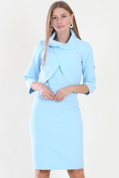 Women's Blue Dress 17Py6626 17PY6626