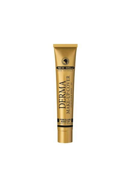 Intensive Concealer Foundation - Derma Make Up Cover 03 Silver 30 ml 8680923304830