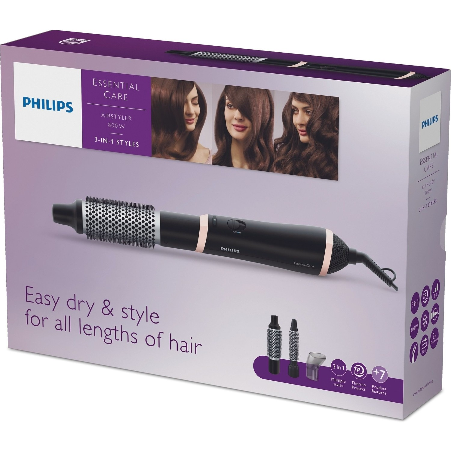 Philips Hair Airstyler HP8661
