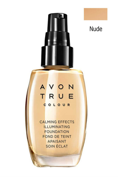 Calming Effects Foundation Nude 30 ml 8681298931973 TEN0001