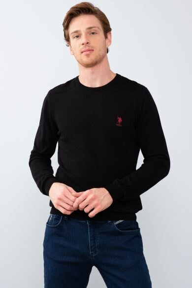 Black Standard Sweater
