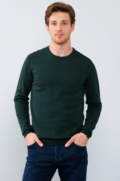 Green Standard Sweater