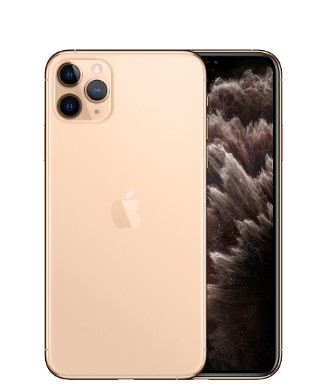 iPhone 11 Pro Max Gold 64GB 1 Sim