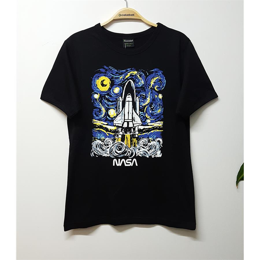 Nasa Starry Night new Unisex T-shirt
