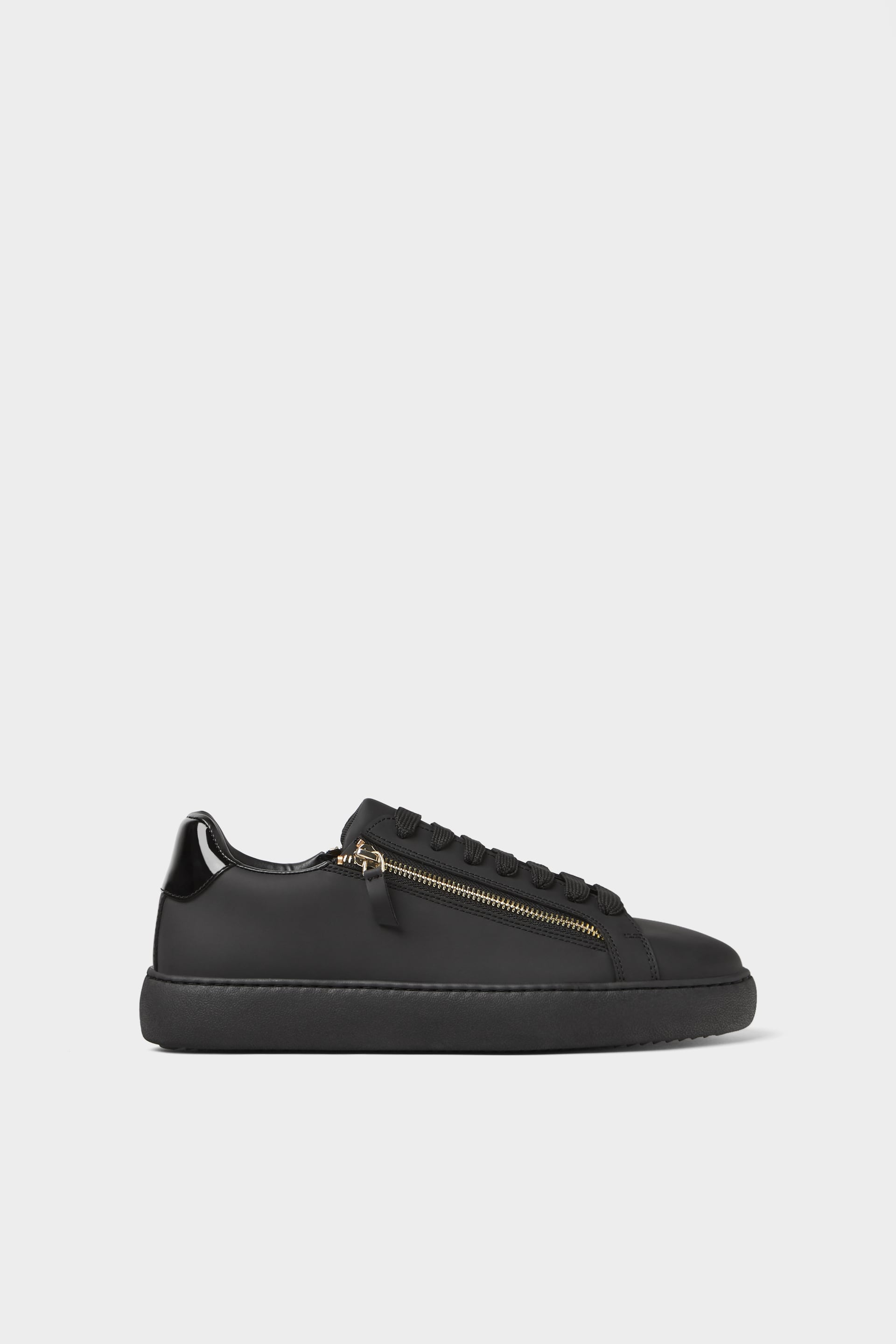 ZIP SNEAKERS - ZARA LIGHT