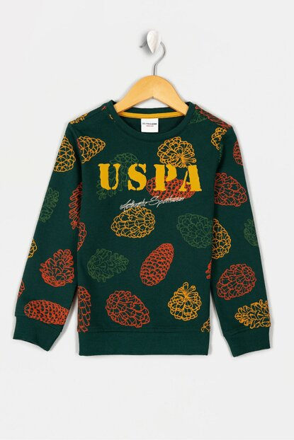 Green Boy Terra-E Sweatshirt G083SZ082.000.936982