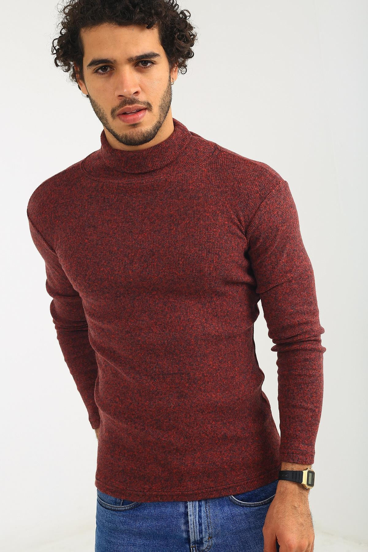 Joe Extra Slim Body Turtleneck - OKSİTSARDON