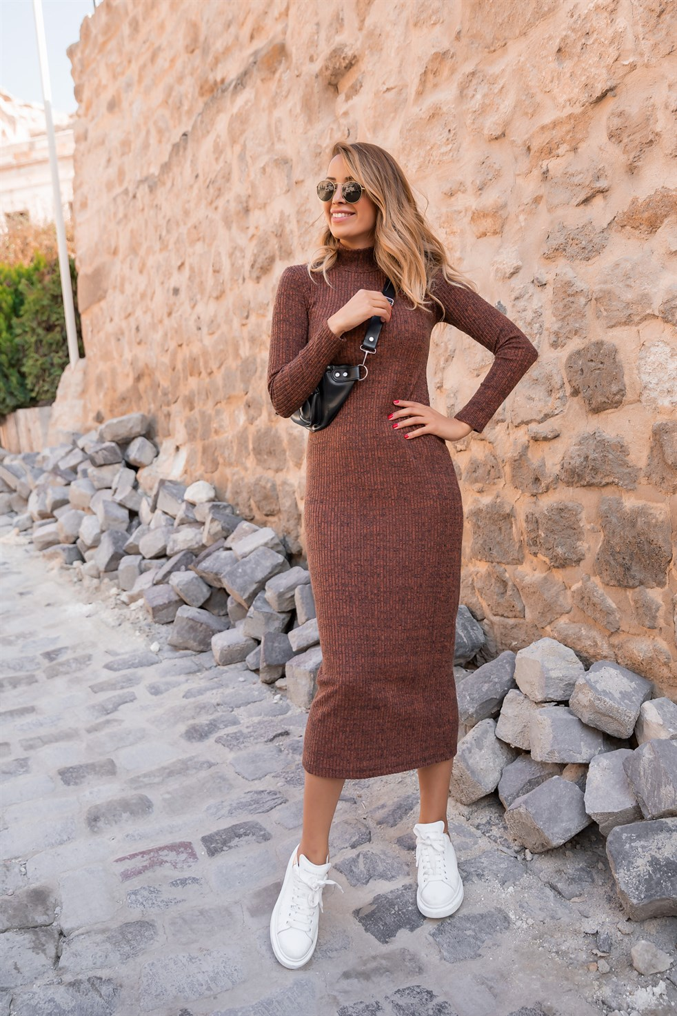 Cinnamon Dress