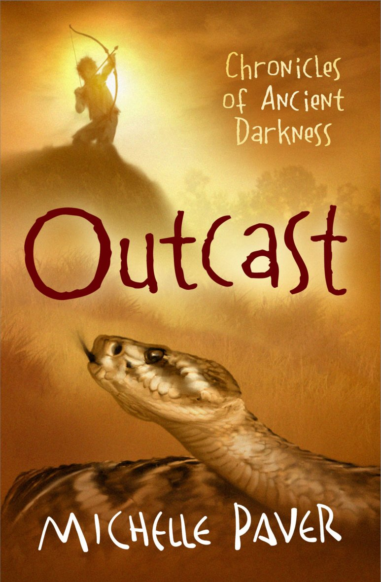 Chronicles of Ancient Darkness: Outcast: Book 4 (English) , Michelle Paver
