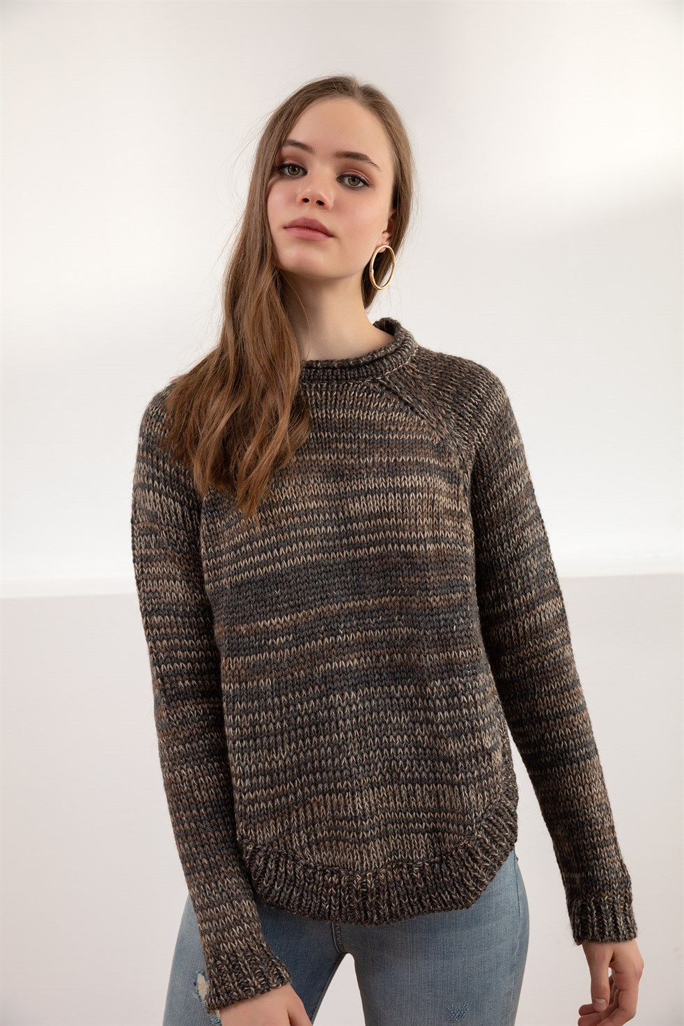 Anthracite Sweater