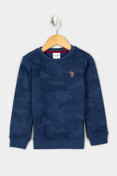 Navy Blue Standard Sweatshirt