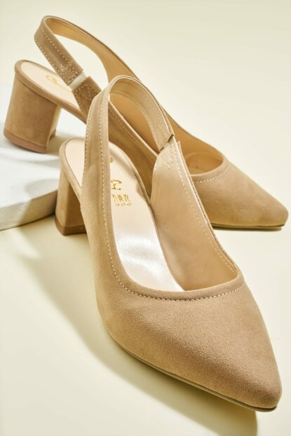 Women's Shoes Beige H0503721072