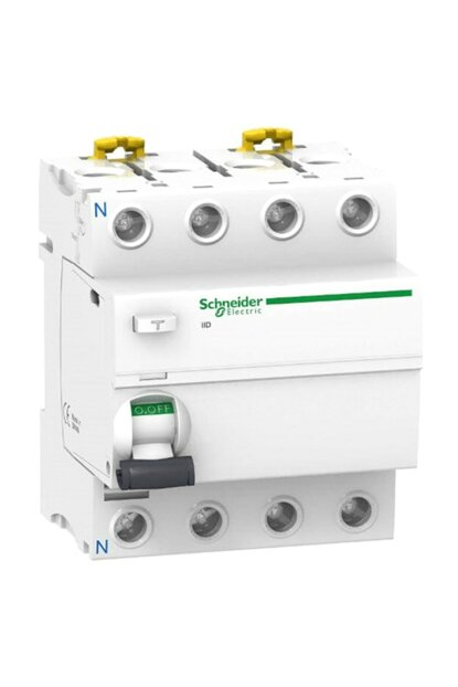 Schneider Electric A9R41463 - IID Si Series 4X63A 30Ma Residual Current Relay