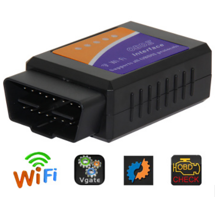 ELM327 WiFi IOS ANDROID VEHICLE FAULT DETECTION DEVICE OBD2