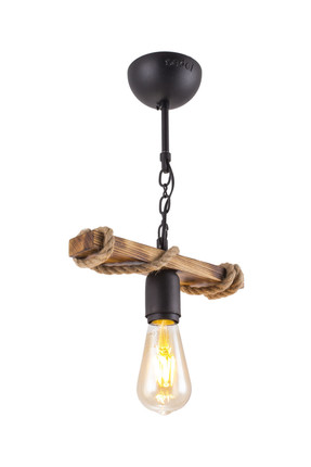 Mm-0305-1P Pendant Lamp Wooden Chandelier 0305-1P WOODEN
