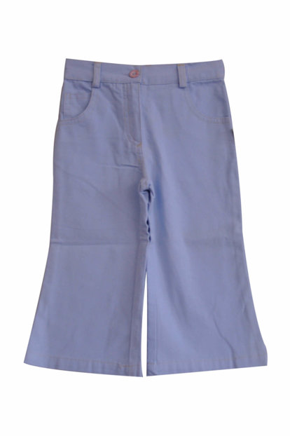 Blue Girls' Trousers KZK02-E KZK02-E