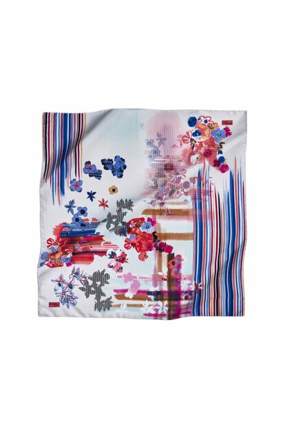 Rayon Polyester Scarf 12107P 457446