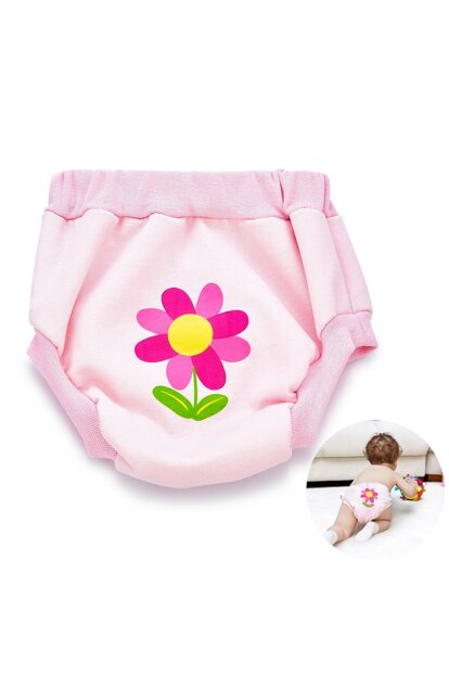 Soft Exercise Panty Pink 3 Years 110.04.244.PEM
