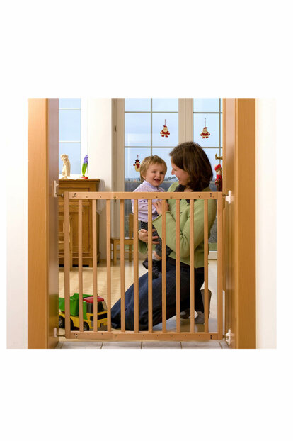 Art-318 Wooden Baby Safety Gate IB07947