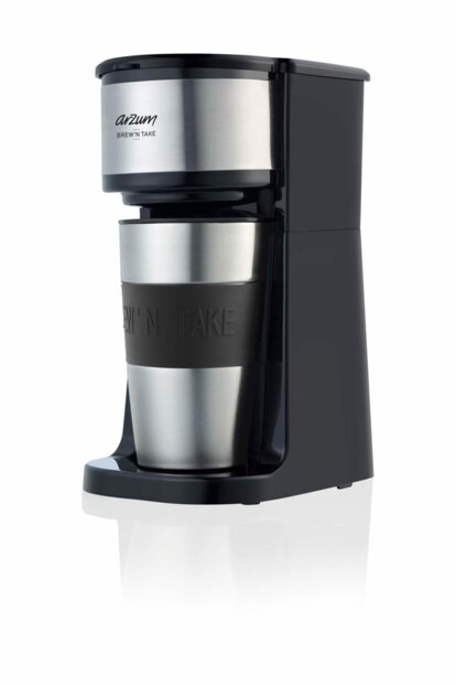 "AR3058 Brew ""n Take Your Filter Coffee Machine 45.04.389"