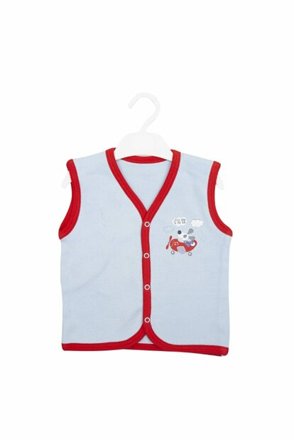 Baby Combed Vest Airplane 18FNB0009211