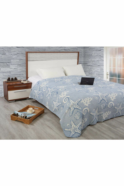Dinarsu Double Cotton Blankets Sandy DBT-050.20207.001