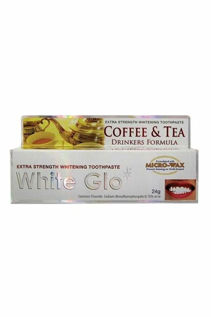Tea and Coffee Stain Whitening Toothpaste 24 g 9319871000387