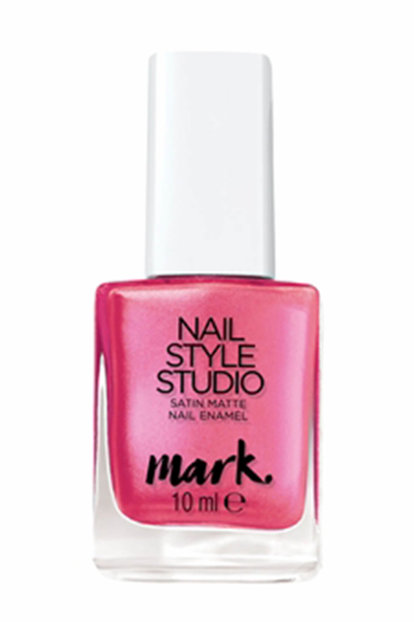 AVON Nail Polish - Mark Satin Matte 10 ml Electric Dancer ...