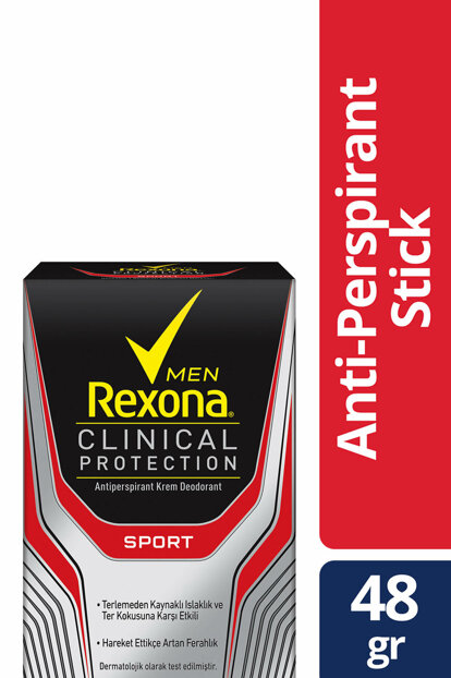 Clinical Protection Sport Stick 45 ml 8690637811616