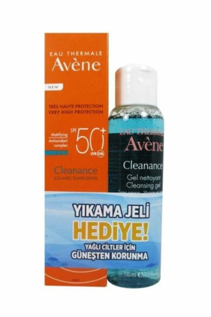 Cleanance Solaire SPF50 50ml Set 3282779361200