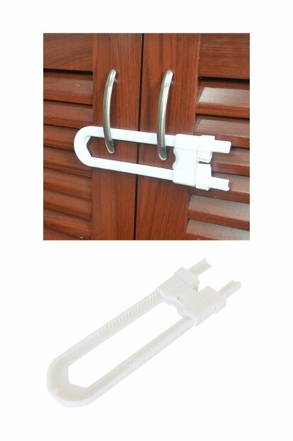 Baby Child Protection Rail Cabinet Lock 422315 7400000422315