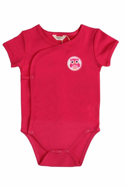 Miss Owl Red Baby Body 18-24 Months 10025008P
