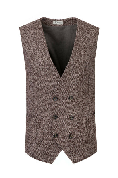 Ds Groom Vest (Regular Fit) 1HC01OE25200_201