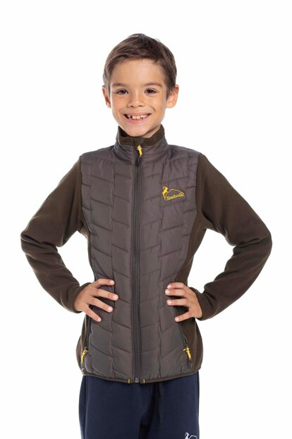 Child Polarx Fleece Coats CCKMNTPLR021HAXXXX