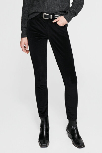 Women's Pants with 5 Pockets 100718-28183